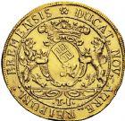Photo numismatique  ARCHIVES VENTE 2016 -6 juin MONNAIES DU MONDE ALLEMAGNE BREME Ville Libre 257- 2 ducats 1659.