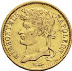 Photo numismatique  ARCHIVES VENTE 2016 -6 juin MONNAIES DU MONDE ALLEMAGNE WESTPHALIE, Jérôme Napoléon (1807-1813). 276- 20 frank, Cassel 1809.