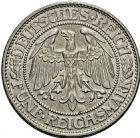 Photo numismatique  ARCHIVES VENTE 2016 -6 juin MONNAIES DU MONDE ALLEMAGNE République de WEIMAR (1919-1933) 280- 5 Reichmark, 1928 D (Munich).