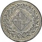 Photo numismatique  ARCHIVES VENTE 2016 -6 juin MONNAIES DU MONDE ESPAGNE JOSEPH NAPOLEON (1808-1813) 293- Barcelone. 5 pesetas, 1810.