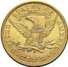 Photo numismatique  ARCHIVES VENTE 2016 -6 juin MONNAIES DU MONDE ÉTATS-UNIS d'AMÉRIQUE du NORD  299- 10 dollars or, 1907.
