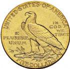 Photo numismatique  ARCHIVES VENTE 2016 -6 juin MONNAIES DU MONDE ÉTATS-UNIS d'AMÉRIQUE du NORD  304- 5 dollars or, 1915.