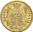 Photo numismatique  ARCHIVES VENTE 2016 -6 juin MONNAIES DU MONDE ITALIE NAPOLEON Ier Roi d'Italie (1805-1814) 317- 20 lire or, Milan 1808.