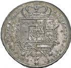 Photo numismatique  ARCHIVES VENTE 2016 -6 juin MONNAIES DU MONDE ITALIE ETRURIE, Charles-Louis de Bourbon, régence de sa mère (1803-1807) 323- Francescone, Florence 1807.
