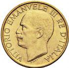 Photo numismatique  ARCHIVES VENTE 2016 -6 juin MONNAIES DU MONDE ITALIE SAVOIE-SARDAIGNE, Victor Emmanuel III (1900-1943) 332- 20 lire, Rome1923.