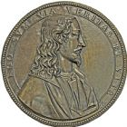 Photo numismatique  ARCHIVES VENTE 2016 -6 juin MÉDAILLES France et Europe - XVIIe au Xxe siècle  345- Le Christ, 1628.
