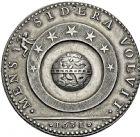 Photo numismatique  ARCHIVES VENTE 2016 -6 juin MÉDAILLES France et Europe - XVIIe au Xxe siècle  350- Richelieu, 1631 par J. Warin.