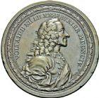 Photo numismatique  ARCHIVES VENTE 2016 -6 juin MEDAILLES France et Europe - XVIIe au Xxe siècle  353-. Voltaire (1694-1770) par G.C. Waechter.