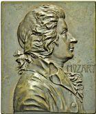 Photo numismatique  ARCHIVES VENTE 2016 -6 juin MÉDAILLES France et Europe - XVIIe au Xxe siècle  356- Mozart par F. Stiasny.