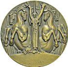 Photo numismatique  ARCHIVES VENTE 2016 -6 juin MÉDAILLES France et Europe - XVIIe au Xxe siècle  369- L'Aurore par Ed.-P. Blin.