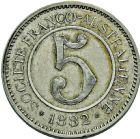 Photo numismatique  ARCHIVES VENTE 2016 -6 juin LOTS DE MONNAIES COLONIES FRANCAISES  399- Lot de  58 monnaies.