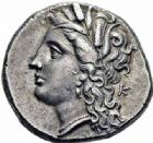 Photo numismatique  ARCHIVES VENTE 2016-19 oct GRECE ANTIQUE Italie - Lucanie Métaponte (330-290) 10- Statère, (330-300).