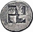 Photo numismatique  ARCHIVES VENTE 2016-19 oct GRECE ANTIQUE Villes de MACEDOINE Acanthe (500-424) 38- Tétradrachme, (500-424).