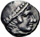 Photo numismatique  ARCHIVES VENTE 2016-19 oct GRÈCE ANTIQUE Villes de THRACE Aenos (474-449) 60- Diobole, (474-449).