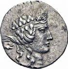 Photo numismatique  ARCHIVES VENTE 2016-19 oct GRÈCE ANTIQUE Villes de THRACE Maronée (après 148) 61- Tétradrachme, (après 148).