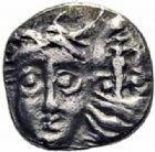 Photo numismatique  ARCHIVES VENTE 2016-19 oct GRÈCE ANTIQUE MOESIE INFERIEURE Istros (400-350) 67- Statère et trihémiobole, (400-350).