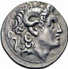 Photo numismatique  ARCHIVES VENTE 2016-19 oct GRECE ANTIQUE Rois de THRACE Lysimaque (323-281) 69- Tétradrachme contemporain, Lampsaque (297-281).