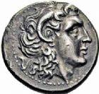 Photo numismatique  ARCHIVES VENTE 2016-19 oct GRECE ANTIQUE Rois de THRACE Lysimaque (323-281) 70-  Drachme.