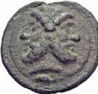 Photo numismatique  ARCHIVES VENTE 2016-19 oct RÉPUBLIQUE ROMAINE AES GRAVE. Rome  146- As (225-217). 146- As (225-217).