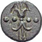 Photo numismatique  ARCHIVES VENTE 2016-19 oct RÉPUBLIQUE ROMAINE AES GRAVE. Rome  147- Triens (280-269).