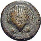 Photo numismatique  ARCHIVES VENTE 2016-19 oct RÉPUBLIQUE ROMAINE AES GRAVE. Rome  154- Sextans (vers 290).