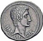 Photo numismatique  ARCHIVES VENTE 2016-19 oct EMPIRE ROMAIN OCTAVE-AUGUSTE. (Empereur en 29 - Auguste 27 av.-14 ap. JC)  216- Cistophore, Ephèse, (25-24).