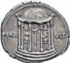 Photo numismatique  ARCHIVES VENTE 2016-19 oct EMPIRE ROMAIN OCTAVE-AUGUSTE. (Empereur en 29 - Auguste 27 av.-14 ap. JC)  219- Denier, Colonia Patricia, (19-18).