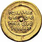Photo numismatique  ARCHIVES VENTE 2016-19 oct EMPIRE ROMAIN CLAUDE (41-54)  232- Aureus au nom de Néron, Lyon, (à partir de 50).