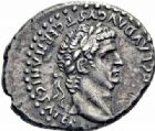 Photo numismatique  ARCHIVES VENTE 2016-19 oct EMPIRE ROMAIN CLAUDE et NERON  233- Didrachme, Césarée de Cappadoce.