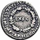 Photo numismatique  ARCHIVES VENTE 2016-19 oct EMPIRE ROMAIN NERON (54-68)  235- Denier, Lyon, (décembre 54).