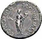Photo numismatique  ARCHIVES VENTE 2016-19 oct EMPIRE ROMAIN GALBA (68-69)  237- Denier, Gaule.