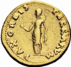 Photo numismatique  ARCHIVES VENTE 2016-19 oct EMPIRE ROMAIN OTHON (15 janvier-16 avril 69)  238- Aureus, Rome