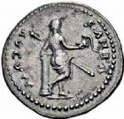Photo numismatique  ARCHIVES VENTE 2016-19 oct EMPIRE ROMAIN JULIA TITI (soeur de Titus)  242- Denier, Rome.