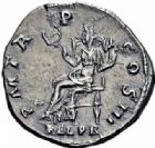 Photo numismatique  ARCHIVES VENTE 2016-19 oct EMPIRE ROMAIN HADRIEN (117-138)  248- Denier, Rome, (119-122).