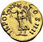 Photo numismatique  ARCHIVES VENTE 2016-19 oct EMPIRE ROMAIN ANTONIN LE PIEUX (César 138 - Auguste 138-161)  250- Aureus, Rome, (156-157).