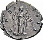 Photo numismatique  ARCHIVES VENTE 2016-19 oct EMPIRE ROMAIN ANTONIN LE PIEUX (César 138 - Auguste 138-161)  251- Denier, Rome, (151-152).