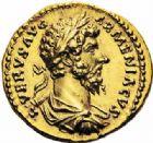 Photo numismatique  ARCHIVES VENTE 2016-19 oct EMPIRE ROMAIN LUCIUS VERUS (161-169)  257- Aureus, Rome, (163-164).
