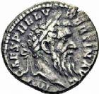 Photo numismatique  ARCHIVES VENTE 2016-19 oct EMPIRE ROMAIN PERTINAX (1er janvier au 28 mars 193)  258- Denier, Rome, (193).