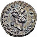 Photo numismatique  ARCHIVES VENTE 2016-19 oct EMPIRE ROMAIN CLODIUS ALBINUS (César 193-195 - Auguste 195-197)  260- Denier, Lyon, (195-197).