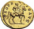 Photo numismatique  ARCHIVES VENTE 2016-19 oct EMPIRE ROMAIN SEPTIME SÉVÈRE (193-211)  261- Aureus, Rome, (197).