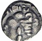 Photo numismatique  ARCHIVES VENTE 2016-19 oct IBERIE- GAULE - CELTES RHODA, imitation des monnaies de  311- Drachme (IIIème-IIème s. avant JC).