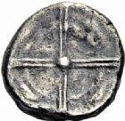 Photo numismatique  ARCHIVES VENTE 2016-19 oct GAULE - CELTES RHODA, imitation des monnaies de  311- Drachme (IIIème-IIème s. avant JC).