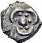 Photo numismatique  ARCHIVES VENTE 2016-19 oct IBERIE- GAULE - CELTES SOTIATES (Région de Sos)  313- Drachme à la fleur, (Ier siècle avant J.C.).