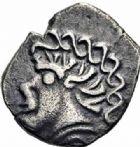 Photo numismatique  ARCHIVES VENTE 2016-19 oct IBERIE- GAULE - CELTES VOLQUES TECTOSAGES (région de Toulouse)  314- Drachme, (Ier siècle avant J.C.).
