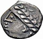Photo numismatique  ARCHIVES VENTE 2016-19 oct IBERIE- GAULE - CELTES ALLOBROGES (région du Dauphiné)  316- Drachme, (Ier siècle avant J.C.).