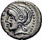 Photo numismatique  ARCHIVES VENTE 2016-19 oct GAULE - CELTES EDUENS (région de la Bourgogne et du Nivernais)  322- Quinaires aux noms de Arivos/Santonos, (60-50).