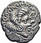 Photo numismatique  ARCHIVES VENTE 2016-19 oct IBERIE- GAULE - CELTES VÉNÉTES (région de Vannes)  325- Statère, (fin de la 1ère moitié du Ier s.-Guerre des Gaules).