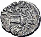 Photo numismatique  ARCHIVES VENTE 2016-19 oct GAULE - CELTES VENETES (région de Vannes)  325- Statère, (fin de la 1ère moitié du Ier s.-Guerre des Gaules).