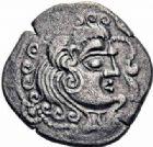 Photo numismatique  ARCHIVES VENTE 2016-19 oct IBERIE- GAULE - CELTES VÉNÉTES (région de Vannes)  327- Statère.