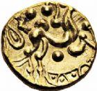 Photo numismatique  ARCHIVES VENTE 2016-19 oct GAULE - CELTES AMBIANI (Bassin de la Somme)  347- Statère d'or, (fin du IIème siècle-Guerre des Gaule).